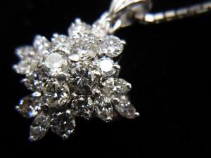 ダイヤモンド①